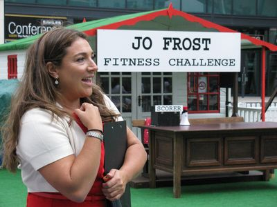 Jo Frost: Extreme Parental Guidance - Be thankful Jo doesn