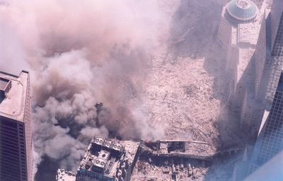 Real Time 911 >> 9/11 After The Towers Fell : Programs : Discovery World : Discovery Press Web