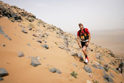 Toughest Race on Earth with James Cracknell. Previous Image 1 / 4 Next