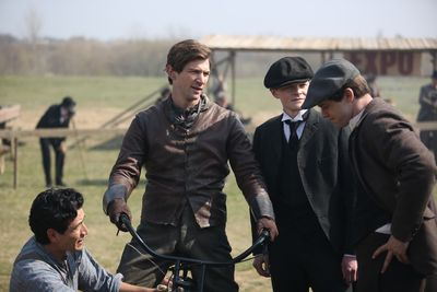 Image from Harley and The Davidsons